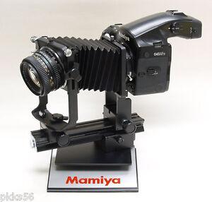 Mamiya 645 Pro Tl Pro M645 Afd Auto Bellows N Shift