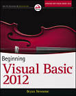 Beginning Visual Basic 2012 by Bryan Newsome (Paperback, 2012)
