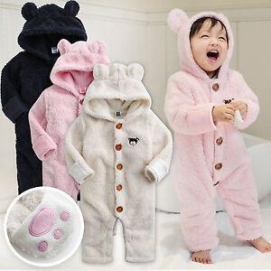 nwt vaenait baby winter snowsuit fleece hoodie jumpsuit. Black Bedroom Furniture Sets. Home Design Ideas