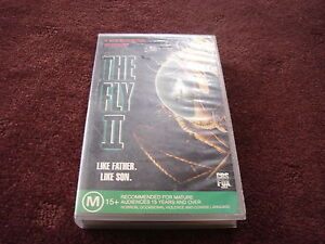 THE-FLY-2-ERIC-STOLTZ-DAPHNE-ZUNIGA-1989-RARE-CBS-FOX-VHS-VIDEO