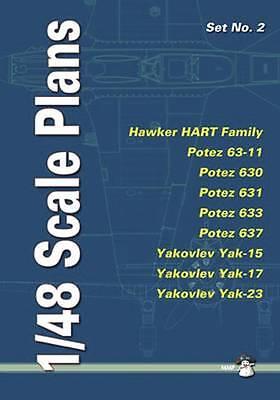 1/48 Scale Plans Set: No. 2 by Dariusz Karnas (Spiral bound, 2008)