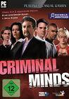 Criminal Minds (PC, 2012, Eurobox)
