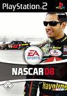 Nascar 08 (Sony PlayStation 2, 2007, DVD-Box)