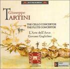 Giuseppe Tartini - : The Cello Concertos; The Flute Concertos (2001)