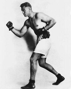Jack Dempsey : 1929-American-Heavyweight-Boxer-JACK-DEMPSEY-Glossy-8x10-Boxing-Photo ...