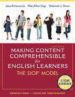 Making Content Comprehensible for English Learners: The SIOP Model by Jana Echevarria, Deborah J. Short, MaryEllen Vogt (Paperback, 2012)
