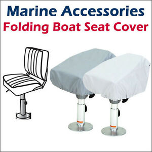 Deluxe-Waterproof-Boat-Folding-Seat-Cover-Fits-20-Lx18-W-x14-H-grey