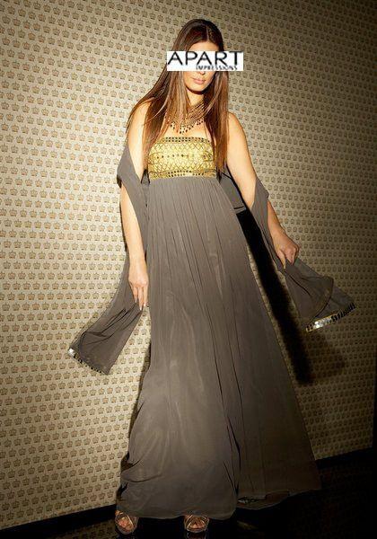 Kleid von APART K- Größe 22 44 NEU