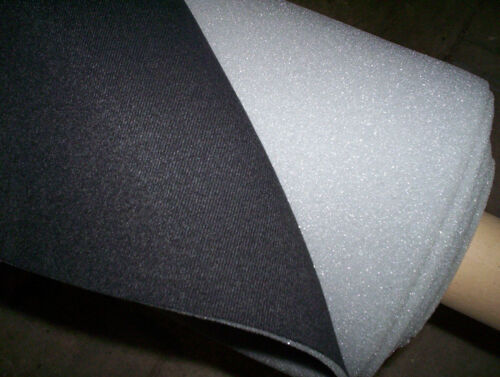 auto headliner upholstery fabric foam back 60 wide collection on ebay. Black Bedroom Furniture Sets. Home Design Ideas