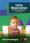 Child Observation for the Early Years by Ioanna Palaiologou (Paperback, 2012)