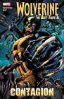 Wolverine: Best There is - Contagion by Charlie Huston (Paperback, 2012)