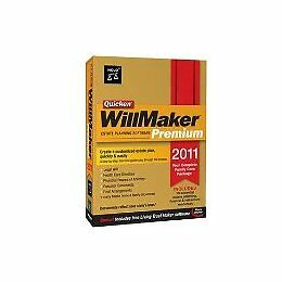 Buy Nolo Quicken WillMaker Plus 2011 key