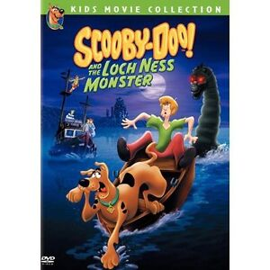 Scooby Doo And The Loch Ness Monster Dvd 2004 Kids Movie