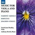 Music for Viola and Piano (2011)