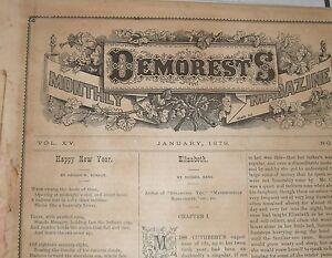 Demorest-Magazine-1879-VOLUME-XV-Jan-Dec-VICTORIAN-illustrated-grp-4