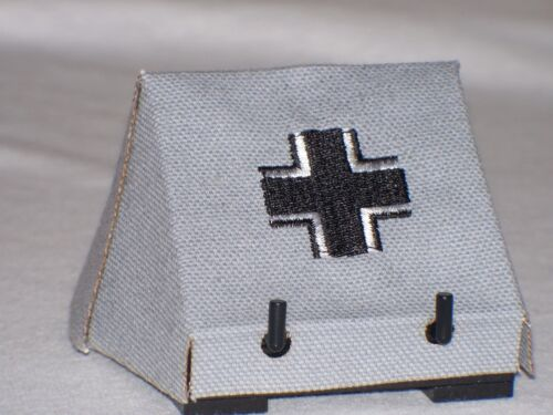 Lego Custom Minifig WW2 GERMAN ARMY TENT