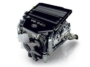 Toyota 1vd Ftv V8 4 5l Diesel Landcruiser Engine Factory Workshop