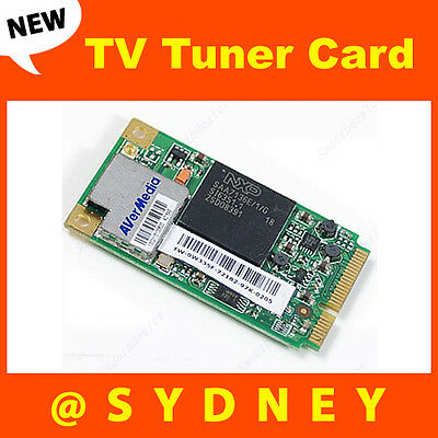 Avermedia A316 Mini PCI-E Hybird Analog ATSC Digital DVB-T HDTV TV Tuner Card