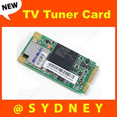 Avermedia A316 Mini PCI-E Hybird Analog ATSC Digital DVB-T HDTV TV Tuner Card