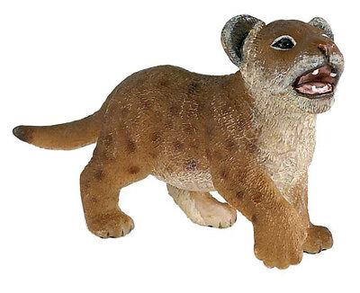Papo 50022 Lion Cub Realistic Wild Animal Model FigurineToy Replica - NIP