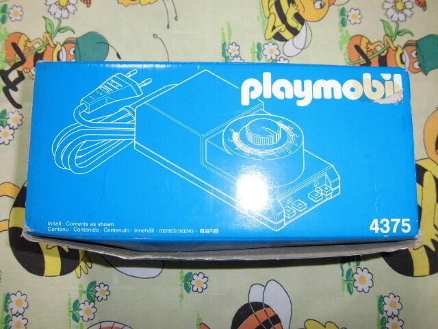Playmobil Trafo Tranformator 4375 Trein Trasformatore
