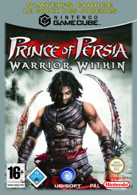 Nintendo Gamecube Spiel - PRINCE OF PERSIA Warrior Within NEUWERTIG