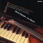 Ludwig van Beethoven - Beethoven: The Sonatas for Piano & Violin (2001)