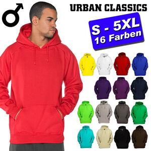 URBAN-CLASSICS-BLANK-HOODIE-HOODY-JACKE-16-FARBEN-S-5XL