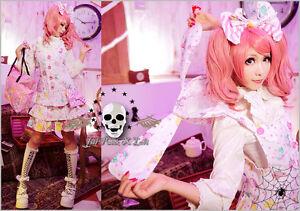 Lolita-fantasy-Scrump-Incorporation-Dumbo-heaven-Bunny-Herald-hoodie-dress-W