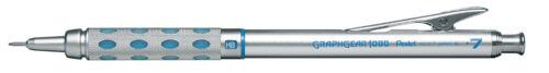 Japan Pentel 0.3 0.5 0.7 0.9mm GRAPHGEAR 1000 Mechanical Drafting auto Pencil