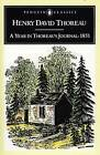 A Year in Thoreau's Journal: 1815 by Henry David Thoreau (Paperback, 1994)