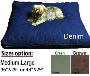Do-it-Yourself-Durable-Zipper-cover-for-Pet-Bed-Dog-or-Cat-Pillow-Medium-Large