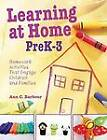 Learning at Home PreK-3: Homework Activities That Engage Children and Families by Ann C Barbour (Paperback / softback, 2012)