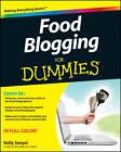 Food Blogging For Dummies by Kelly Senyei (Paperback, 2012)