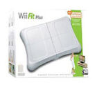 Wii Fit Plus -- with Balance Board (Nintendo Wii, 2009)