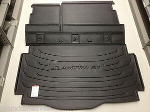 2013 2014 Genuine Hyundai Elantra Gt Hatchback Cargo Tray