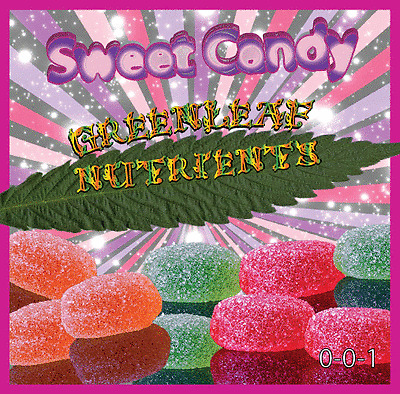 Sweet Candy Hydroponic Nutrients advanced bud