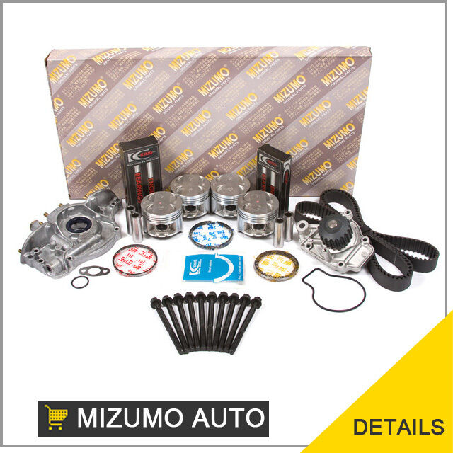 Overhaul Engine Rebuild Kit Fit 88-95 Honda Civic Delsol CRX D15B1 D15B2 D15B7