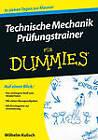 Technische Mechanik Prufungstrainer Fur Dummies by Wilhelm Kulisch (Paperback, 2013)