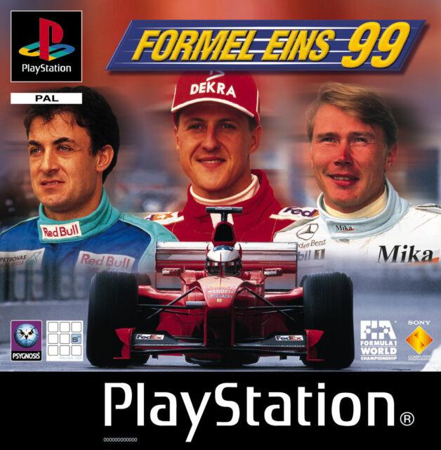 Formel Eins '99 (Sony PlayStation 1, 1999)