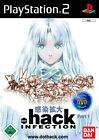.hack Part 1 - Infection (Sony PlayStation 2, 2004, DVD-Box)