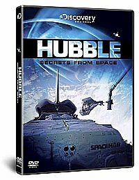Hubble Secrets From Space (New DVD) Discovery Channel 5060294370062