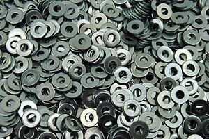 3000-10-SAE-Machine-Screw-Flat-Washers-Zinc-10-32-10-24