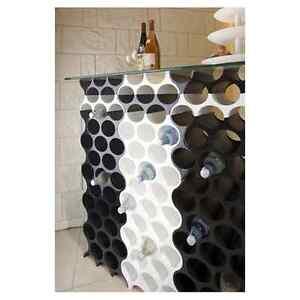 Cantinetta porta bottiglie vino componibile offerta 10 for Porta bottiglie vino