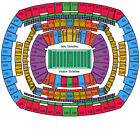 New York Jets vs Carolina Panthers Tickets 08/26/12 (East Rutherford)
