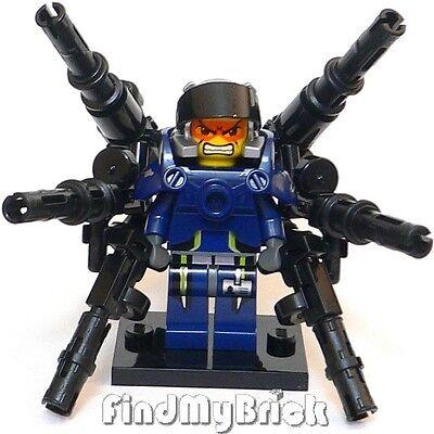 M761 III Lego Custom Terran Trooper Minifigure with 6 Adjustable Blasters -NEW