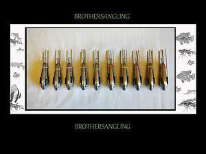 DCA-Breakaway-sinkers-Sea-fishing-weights-10-x-5-oz-stainless-eye