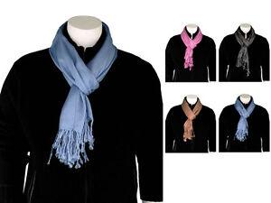 29-95-New-Full-Size-Designer-Scarf-Pashmina-Silk-Tone-Stripe-in-4-Colors