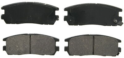 Wagner ZD580A Rr Ceramic Brake Pads