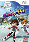Family Ski (Nintendo Wii, 2008, DVD-Box)